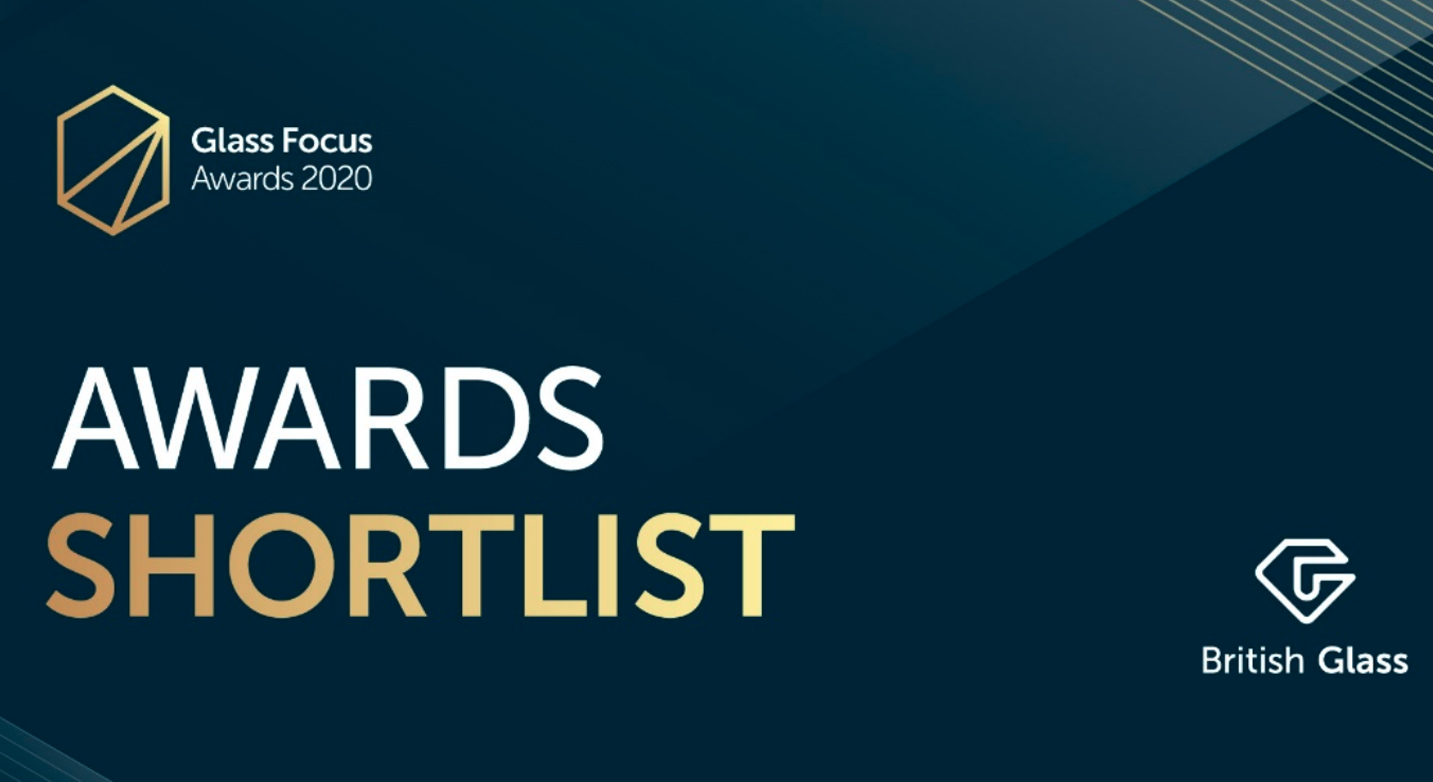 Glass Focus Awards 2020 – VRMT shortlisted